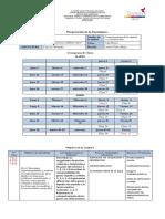 Planificacion Unidad 1 7mo Basico