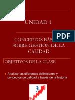 Clase 1. Unidad 1