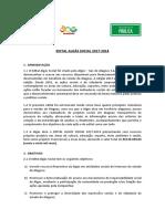 Edital Algás Social 2017-2018 - Inscrição Online Final (1)