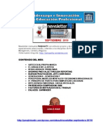 Newsletter Septiembre - PMQuality