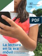 Reflexiones Sobre Lectura Digital UNESCO Lectura Era Moěvil