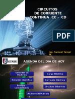 1 - Sistema de Unidades - Corriente Electrica(1)