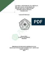 Naskah Publikasi Fitriana Sitoresmi (090201058)