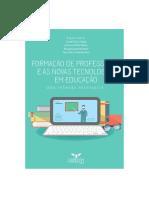Capítulo No Formação de Professores e as Novas Tecnologias