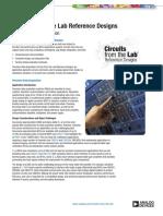 CFTL Precision DAQ Applications Brief Web