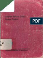 Struktur Bahasa Sunda Dialek Cirebon 166