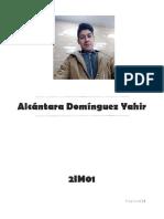 Alcantara Dominguez Yahir