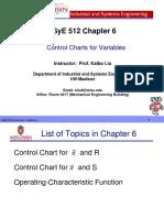 ISyE512 Chapter 6