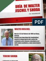 Teoría Walter Mischel