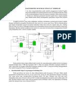 Laporan Karakteristik Motor Dc