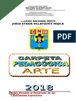 Programacion 1ro a 5to Arte 2018 Ruben