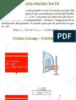 Ejercicio Meriam 3ra Ed 1.115