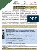 Seminario Internacional - Experiências de Sucesso Em Saúde e Segurança Do Trabalhador Nos EUA e Reflexões No Contexto Brasileiro