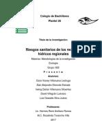 RIESGOS SANITARIOS DE LOS RECURSOS HÍDRICOS REGIONALES.docx