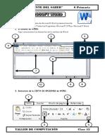 1.- 6 Primaria - Microsoft Word