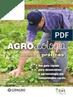 Agroecologia - Saberes e práticas
