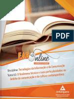 ONLINE Tecnologias Da Informacao e Da Comunicacao 02