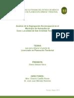 Análisis de la Segregación Sociespacial en el Municipio de Huixquilucan.pdf