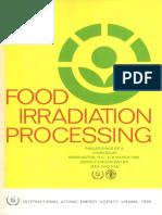 Food Irradiation Processing