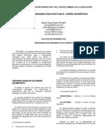 Estudios Preliminares Para Efectuar El Diseño Geométrico - Copia