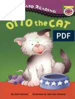 Otto the Cat All Aboard Reading