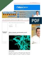 Difteria en Venezuela