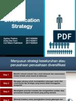 8. Strategi Diversifikasi