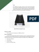 BMS Design Process