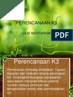 8. perencanaan K3