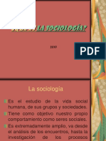 Qué Es Sociología