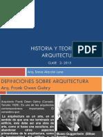 Def. de Arquitectura, Simbolismo