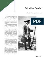 Carlos III de Espana