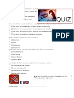 What Makes a Hero QUIZ WORDSEARCH Student