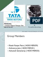 Tata Motors Presentation