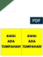AWAS ADA TUMPAHAN.docx
