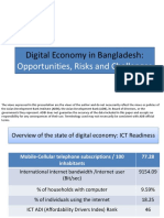 Digital Economy in Bangladesh