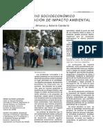 El Medio Socioeconómico en Una Evaluación de Impacto Ambiental (2)