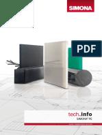 Tech.info SIMONA PE