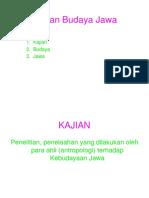 Kajian Budaya Jawa.seni Rupa