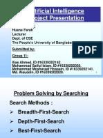 Ai Project Presentation