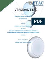 PLAN DE DESARROLLO INSTITUCIONAL (PRIMARIA PUBLICA)