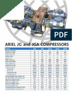 Ariel JGA Compressor