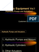 Hydraulic Equipment Vol.1 Pumps and Actuators 070704
