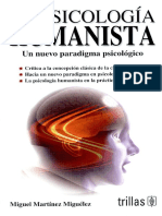 La Psicologia Humanista - Un Nuevo Parad