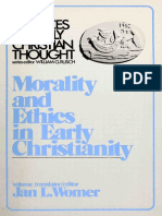 JAN L. WOMER - Morality and Ethics in Early Christianity, 1987