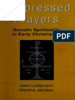 Gerd Liidemann & Martina Janssen - Suppressed Prayers Gnostic Spirituality in Early Christianity, 1998