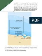 EEZ, Continental Shelf & UNCLOS