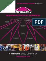 Infrarail 2018 Brochure