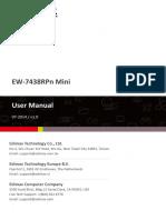 EW-7438RPn Mini User Manual English