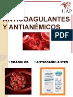 ANTICOAGULANTES-_ANTIANEMICOS